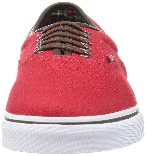 L Sneakers U Adult Lpe Mixed Mode Vans Formulaone c Red q8xHA