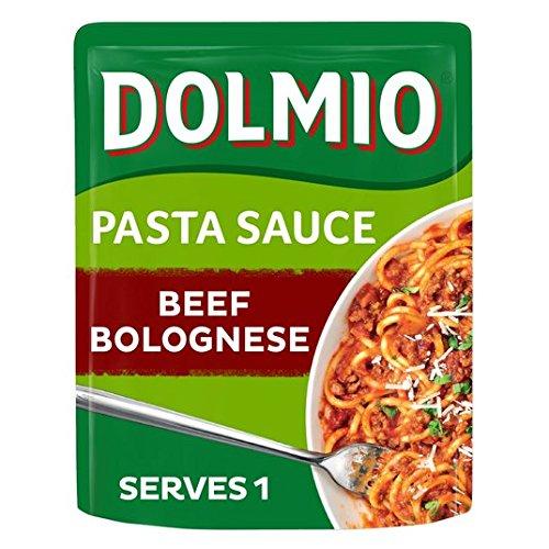 Dolmio Microondas Pasta boloñesa salsa de 170g: Amazon.es ...