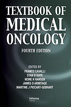 Amazon.com: Textbook of Medical Oncology, Fourth Edition