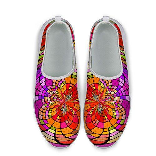 Per Te Disegni Moda Cool Scarpe Casual Da Corsa Conveniente Slip On Scarpe Pigri Per Le Donne Lady Girls Us5-us12 Color1