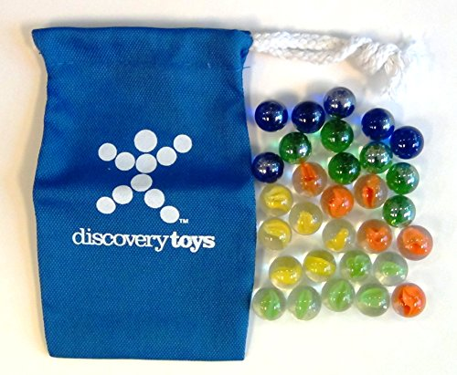 Discovery Toys MARBLEWORKS Marbles