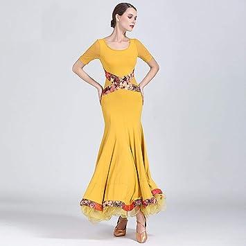 Z&X Vestido Moderno Traje De Baile para Las Mujeres para El ...