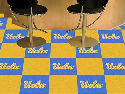 UCLA - University of California, Los Angeles Carpet Tiles 18
