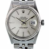 Rolex Datejust automatic-self-wind mens Watch 16014 (Certified Pre-owned)