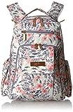 Ju-Ju-Be Rose Collection Be Right Back Backpack Diaper Bag, Sakura Swirl