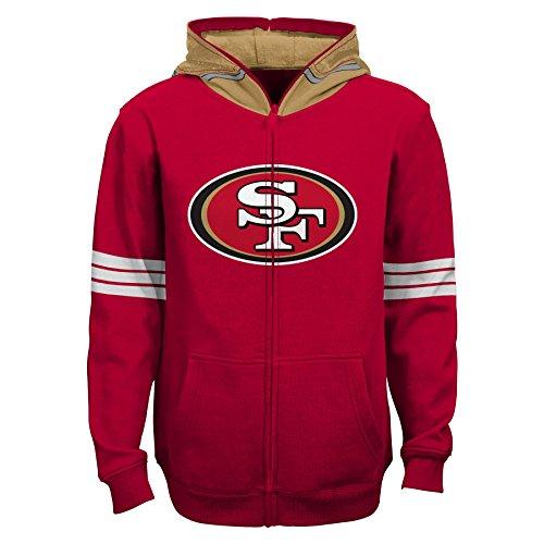 "NFL Youth Boys 8-20  San Francisco  49ERS  ""HELMET"" FULL ..."