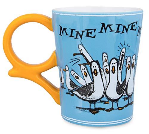 Disney Parks Finding Nemo Seagull Mine Mine Mine Ceramic Mug