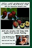 Acrylics Still Life Fruit Painting 102 Apples