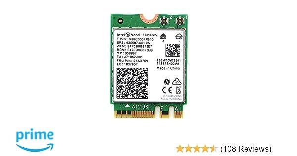 Intel Wireless AC 9260 Single Pack