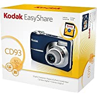 Kodak Easy Share CD93 Digital Camera Advantages Review Image
