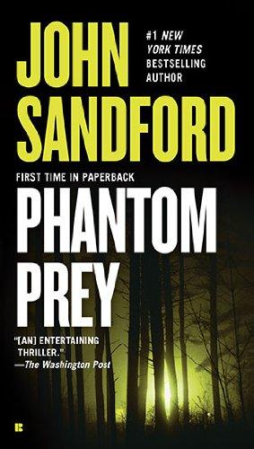 Phantom Prey - Book #18 of the Lucas Davenport