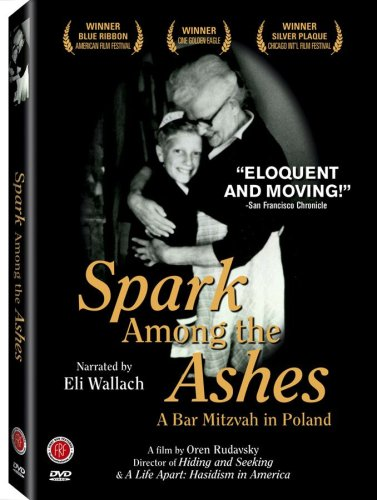 DVD : Eli Wallach - Spark Among The Ashes (DVD)