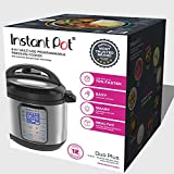 Instant Pot DUO Plus 60, 6 Qt 9-in-1 Multi- Use