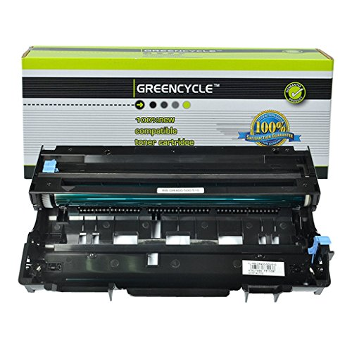 GREENCYCLE DR-500 Laserjet Drum Replacement for Brother DR500 DCP-8020 HL-1650 HL-1850 HL-5050 MFC-8420 Printer Pack of 1