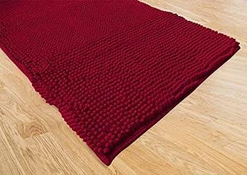 Bagno moderno rosso - Tappeto bagno rosso ...