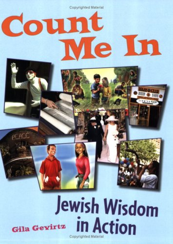 Download Count Me In: Jewish Wisdom In Action PDF