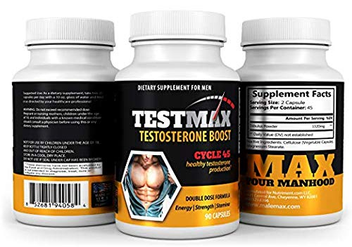 Performance Enhancer Testosterone Booster Increase
