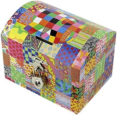 Elmer The Elephant - Caja de música para bebé Barrio Sésamo ...