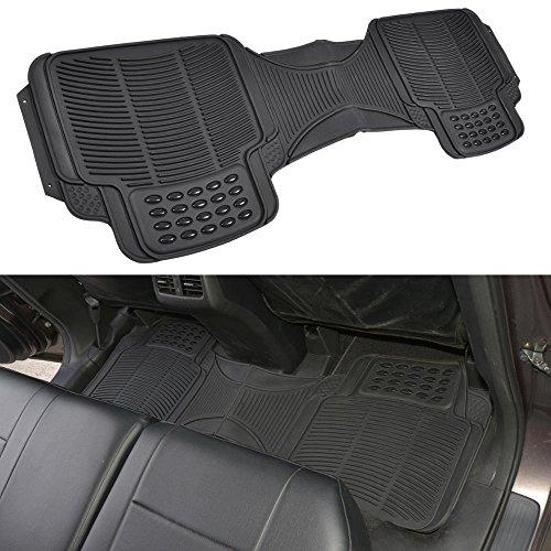 Motor trend all weather semi custom heavy duty rubber for Motor trend floor mats review
