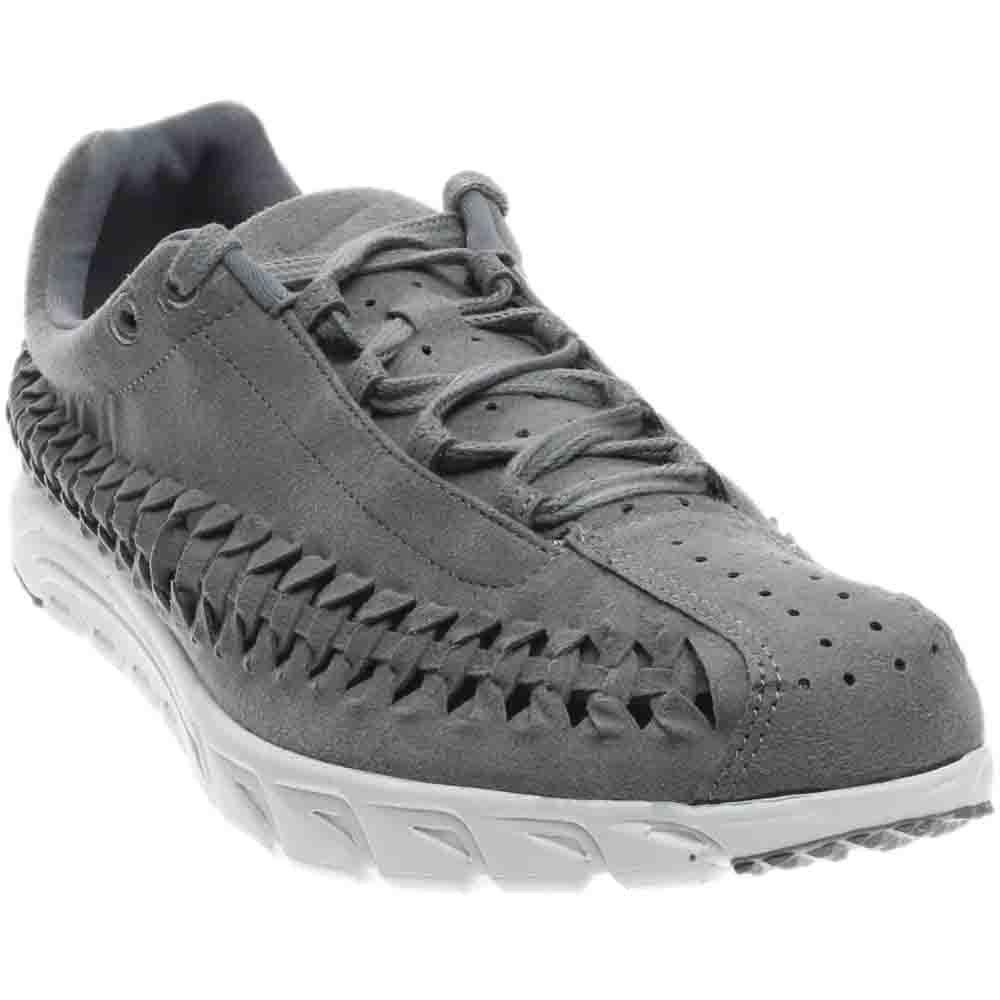 NIKE Men's Mayfly Woven Casual Shoe B00CUAZ7NS 7 D(M) US|Cool Grey White Black 004