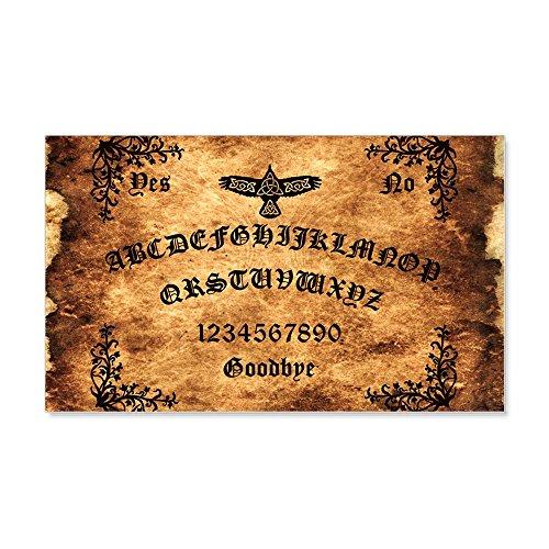 CafePress - Celtic Raven Ouija Board - 20x12 Wall Decal, Vinyl Wall Peel, Reusable Wall Cling