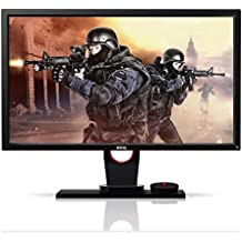 BenQ XL2430T 24 inch Gaming Monitor with 144Hz 1ms Fast Response Time Best for CS:GO Battlefield eSport (Discontinued by Manufacturer)