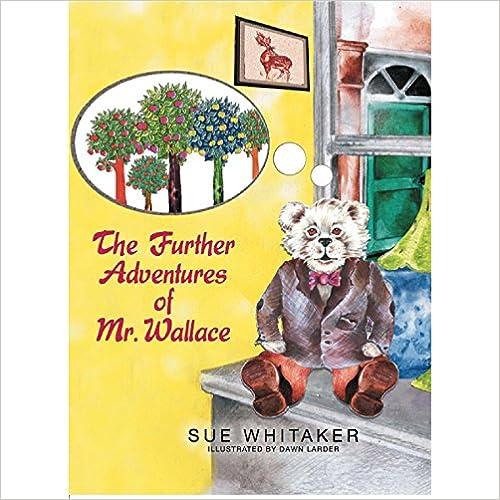 Téléchargement gratuit de livres audio de motivationThe Further Adventures Of Mr. Wallace (Mr. Wallace Adventure Series) en français RTF B014VMDEZA
