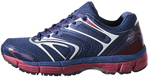 CRIVIT® Damen Laufschuhe Blauviolett / Beere