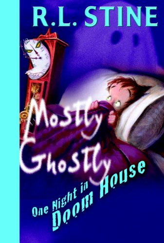 One Night in Doom House (Mostly Ghostly Book 4)]()