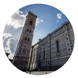 alfombrilla de ratón Catedral de Santa María del Fiore - ronda - 20cm