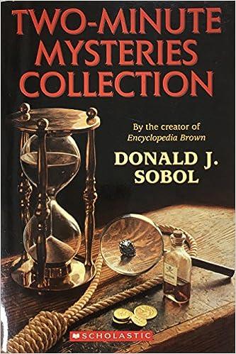 two minute mysteries donald sobol pdf