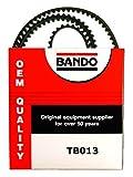 Bando Precision Engineered Timing Belt 123