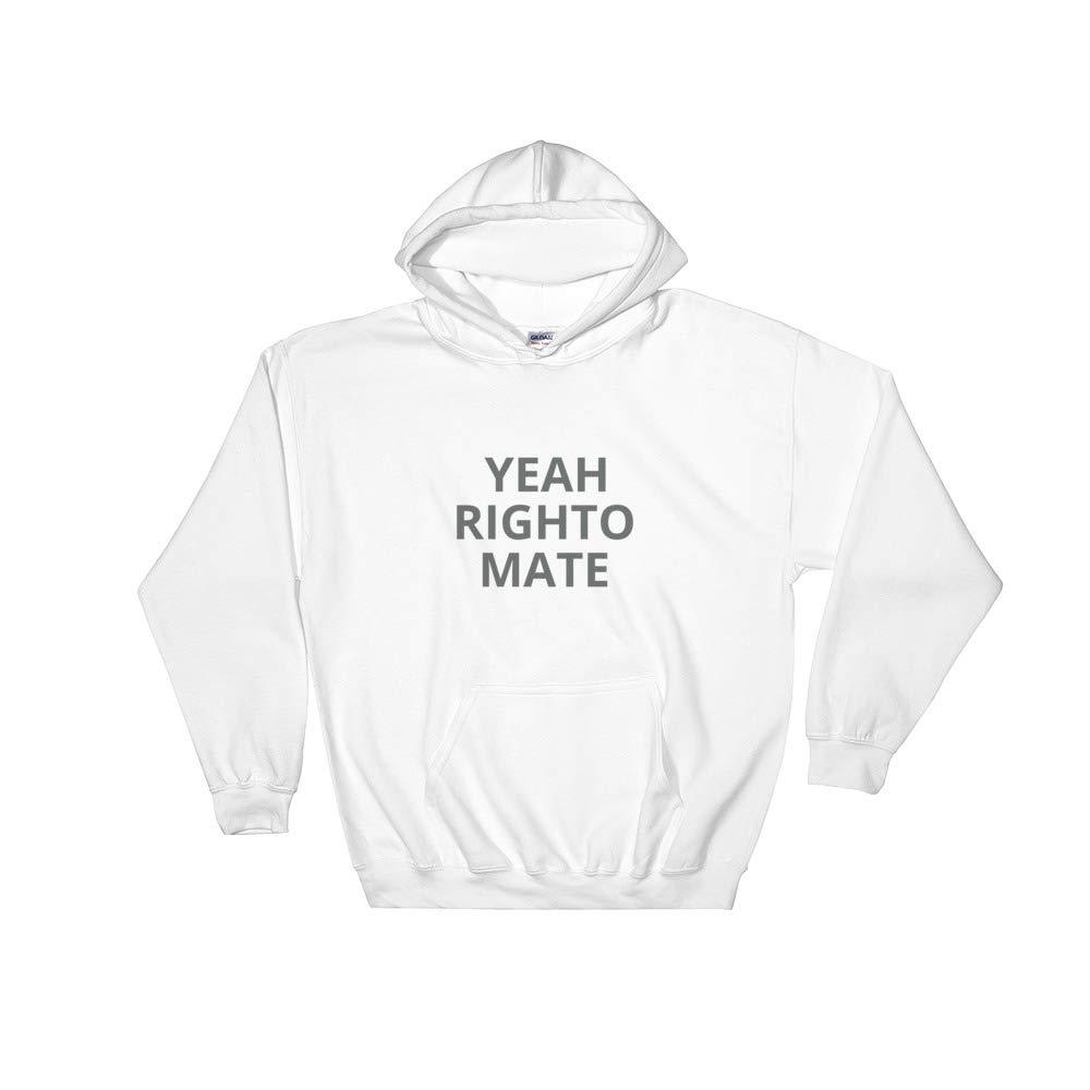 Viam Star Yeah Righto Mate Authentic Sweatshirt Sweater Pullover-Unisex Hoodie