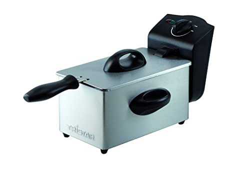 Tristar FR-6929 - Freidora con termostato regulable, 1,5 l