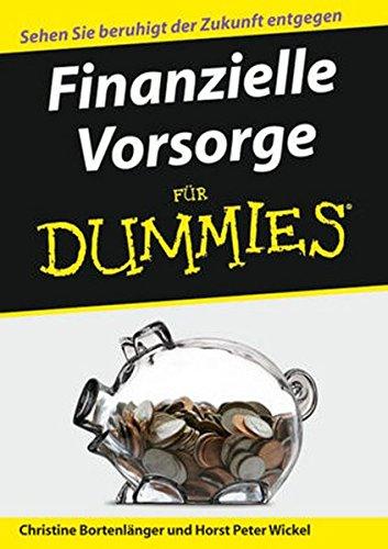Finanzielle Vorsorge für Dummies