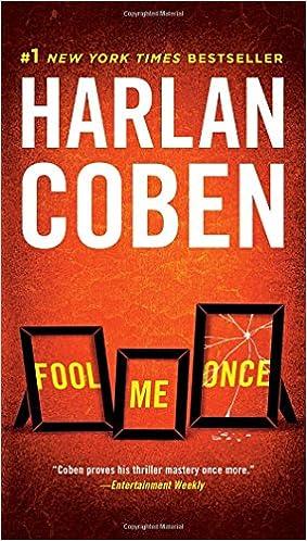 Harlan Coben - Fool Me Once Audiobook Free Online