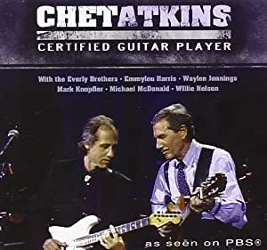 Chet Atkins Chet Atkins Certified Guitar Player