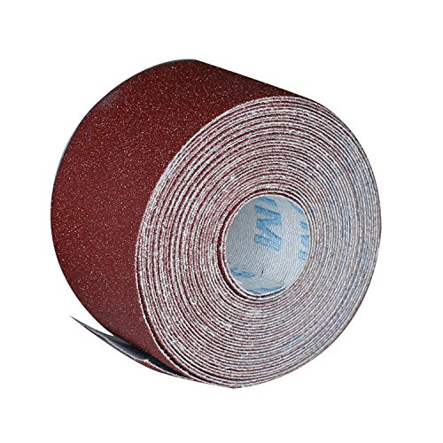 CMP Plumbing Products ASC120Y5 Sand Cloth for Cleaning Copper Pipe and Fittings, 120 Grit, 5 yd, 1 3/8