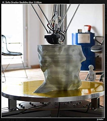 PORO-Lay Mold-Lay - Filamento de impresión 3D (1,75 mm, 2,3 kg ...