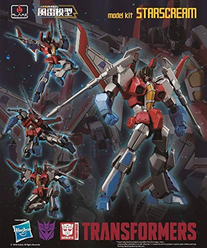 Flame Toys Furai Model 02 Starscream Transformers