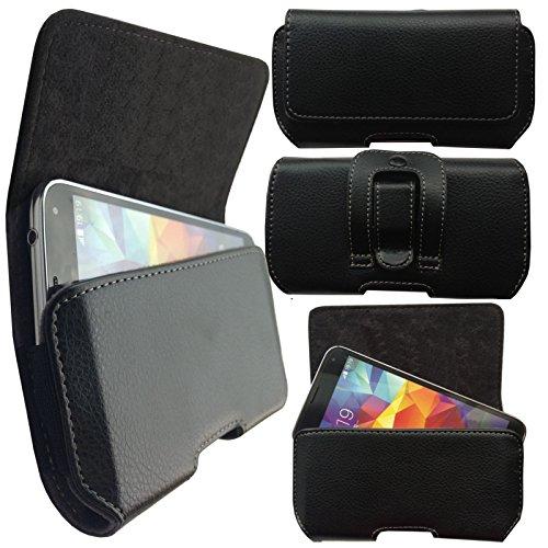 1A Gürtel Seiten Quer Tasche Belt Cover Case Schutz Hülle Etui für Apple IPhone 7 Plus