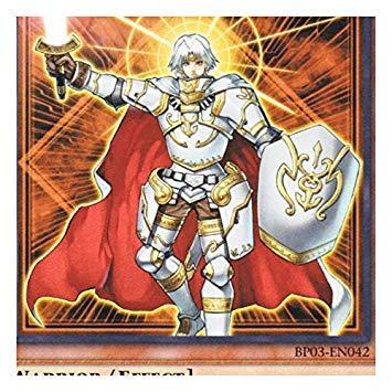 - Yu-Gi-Oh! Three English Version BP 03 - EN 042 Jain, Lightsworn Paladin Light Road Paladin Jayne (Rare) 1st Edition