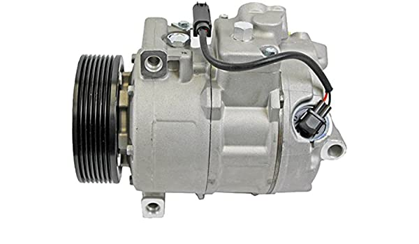 BEHR HELLA SERVICE 8FK 351 334-961 Compresor, aire acondicionado: Amazon.es: Coche y moto