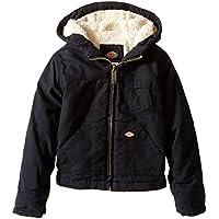 Dickies Boys' Sherpa Lined Duck Jacket