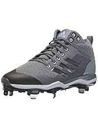 Adidas Men's Freak X Carbon Mid Baseball Shoes