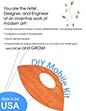 American Made DIY Modern Mobile Building Kit