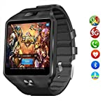 YIMOHWANG 1.54 inch 3G WIFI QW09 Android Smart Watch 512MB RAM 4GB ROM Bluetooth 4.0 Real-Pedometer SIM Card Call Anti-lost Smartwatch