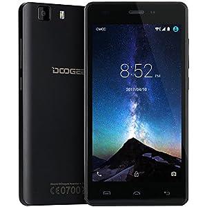 Unlocked Cell Phones, DOOGEE X5 Dual Sim Smartphones - 5.0