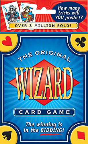 wizard card game 2 players - 1