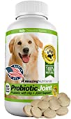 Buy TWO Bottles, Save 15%! Apply code PJBUYTOO at checkout. Get the Only Dog Probiotic with Hip + Joint Support! Probiotic Joint for Dogs by Amazing Nutritionals is the only dog supplement that treats digestive conditions like diarrhea and co...